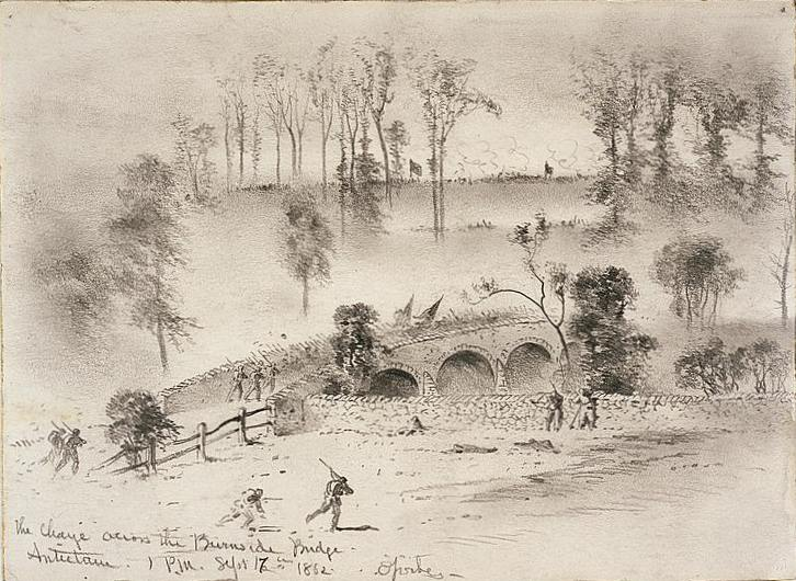 The Battle for the Bridge September 17, 1862
