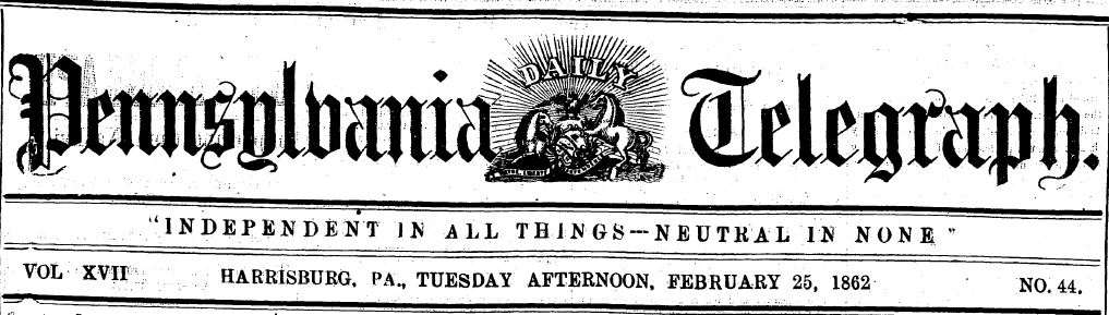 Pennsylvania Daily Telegraph