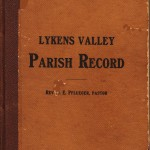 Lykens Valley Parish Record (1889-1895)