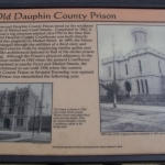 Old Dauphin County Prison Marker