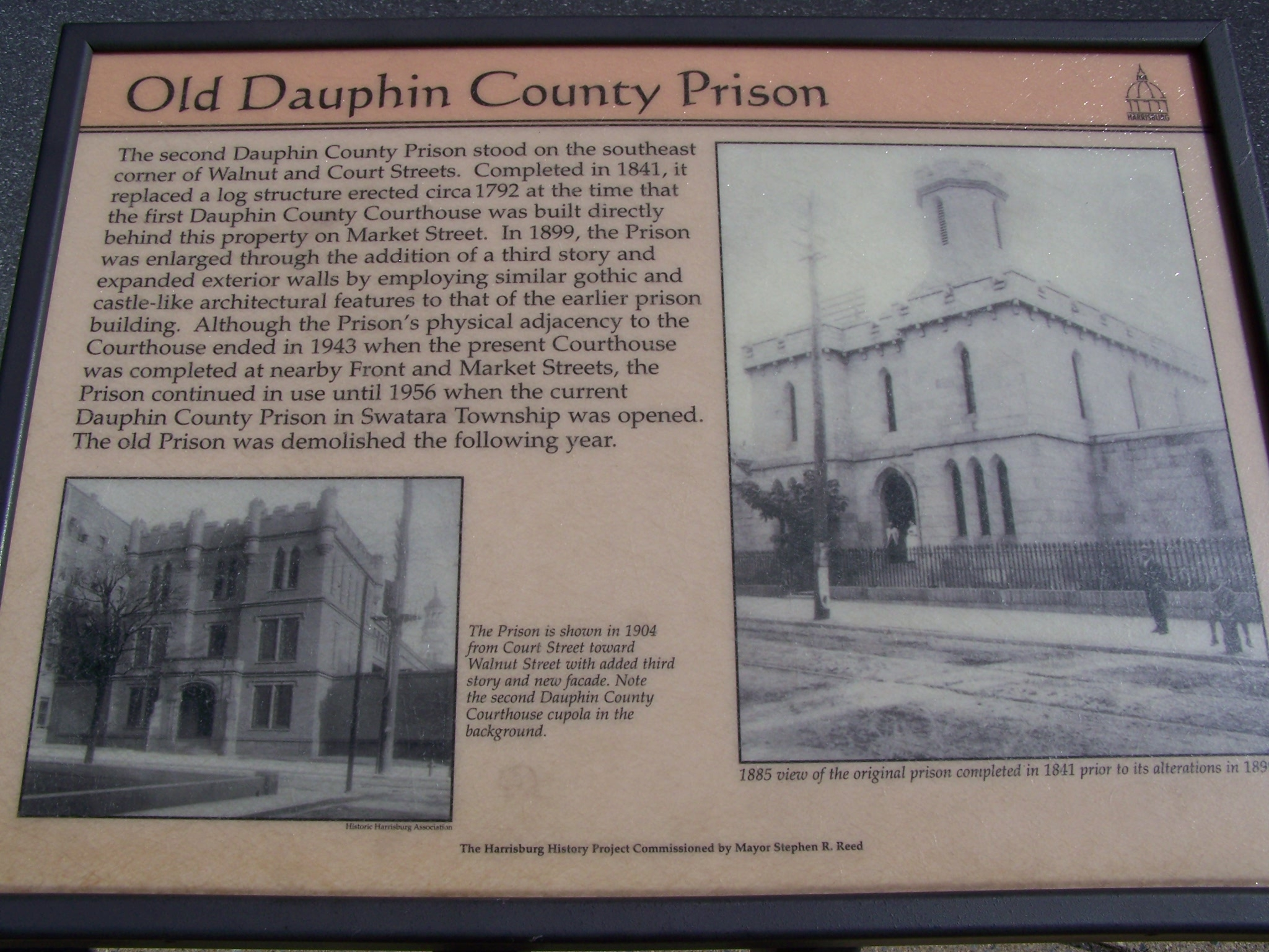 William B  Meetch – Had Connections to All of Dauphin County