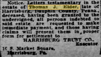 ElderThomasJ-HbgTelegraph-1923-11-08-001